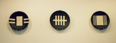 Fade stentøj, 2003, diameter 35 cm