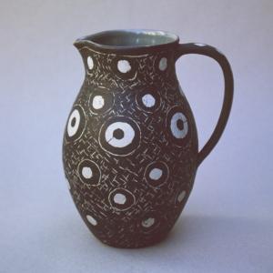 Kande, stentøj, 1999, højde 21 cm.