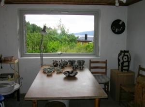 Værkstedet i Ekornveien  2012.