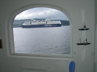 Kielerbåten og Ilse Storruds assamblager.
