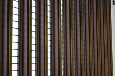 FN-bygningen, vinduesparti