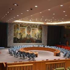 FN-bygning, sikkerhedsrådet