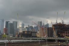 Skyer over Manhattan