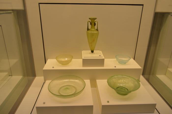 romersk-glas
